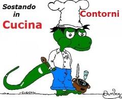 insalata con salsa di noci, ricette, contorni, cucina, noci, gorgonzola dolce,